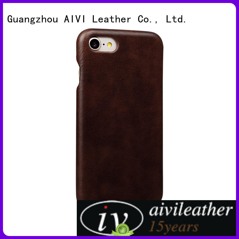 AIVI magnetic iphone 8 plus leather case for iphone 8/8plus for iphone 8 / 8plus