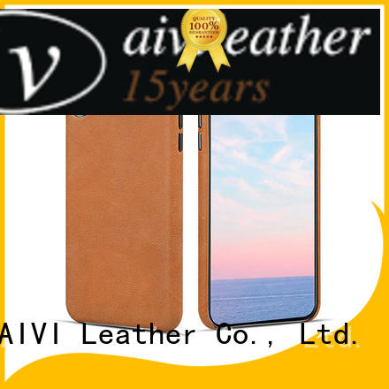 AIVI pouch best leather iphone wallet online for iphone X