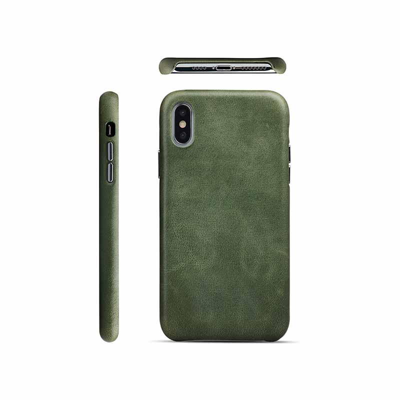 AIVI iphone leather cover for sale for iphone X-1