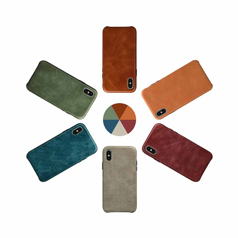 AIVI iphone leather cover for sale for iphone X-3