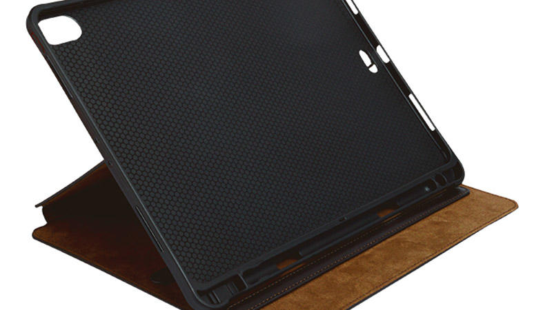 AIVI handcraft luxury leather ipad case for sale for laptop