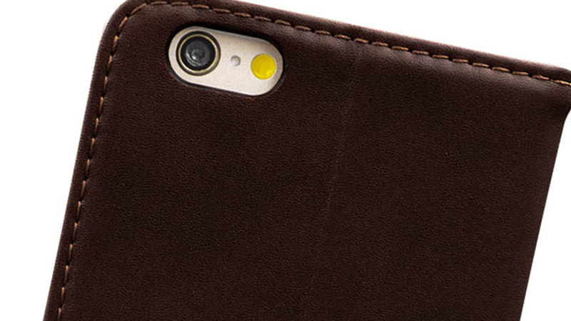 Leather Phone Case For Iphone 7 Flip Leather Wallet Mobile Phone Accessories Case-7