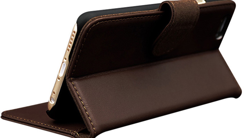 Leather Phone Case For Iphone 7 Flip Leather Wallet Mobile Phone Accessories Case-6