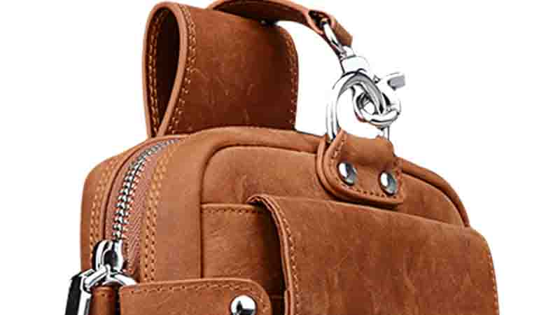 multi-function custom leather wallets large capacity for travel-7