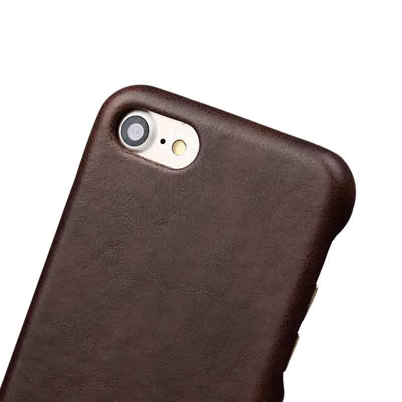 cover iphone 8 plus leather case thin iphone X AIVI