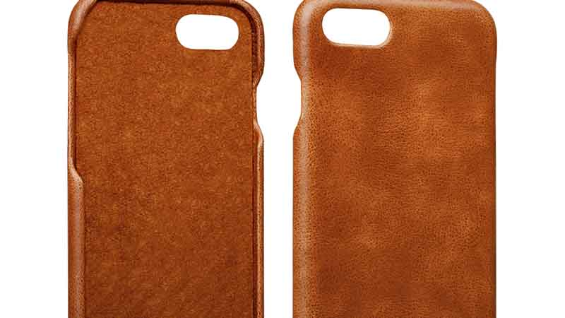 high quality iphone 8 leather cover high quilty for iphone 7/7 plus-5