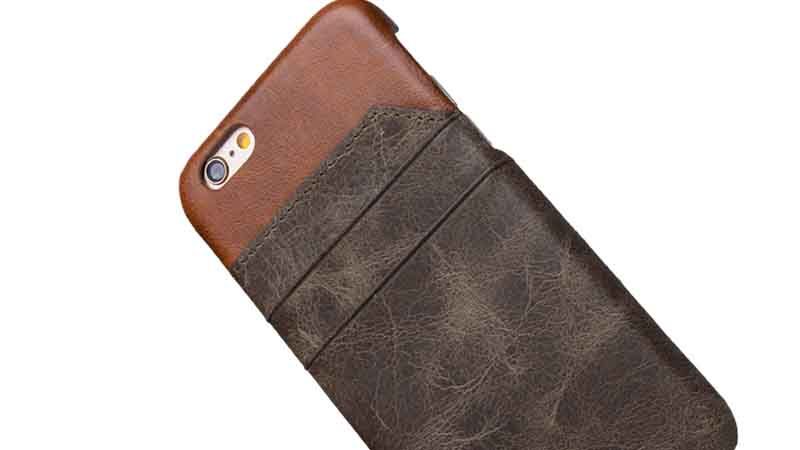 AIVI design iphone 6 leather wallet accessories for phone XS Max-4