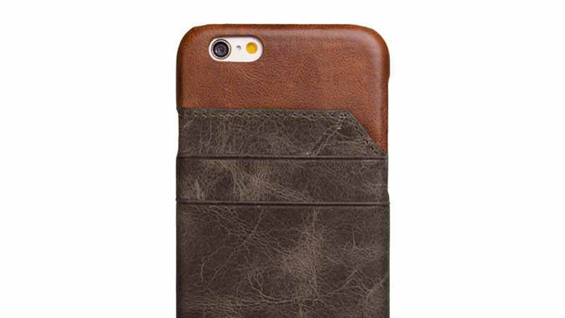 AIVI design iphone 6 leather wallet accessories for phone XS Max-5