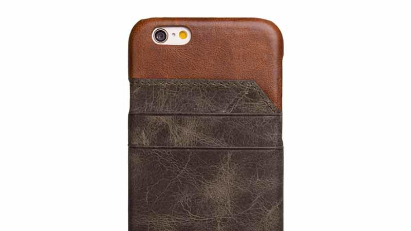 AIVI design iphone 6 leather wallet accessories for phone XS Max