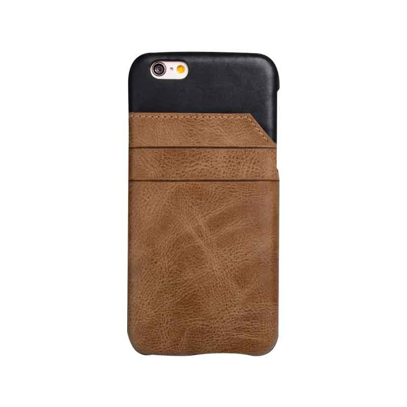 iphone 6 leather flip case cell for iphone 8 / 8plus AIVI