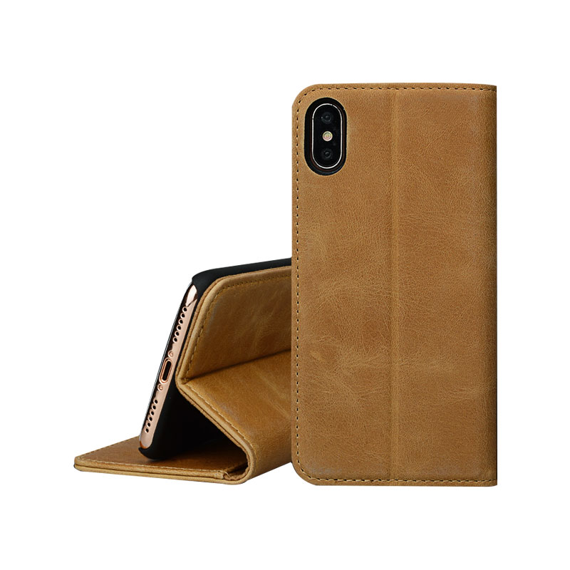 AIVI quality leather phone cases online for iphone XR-3