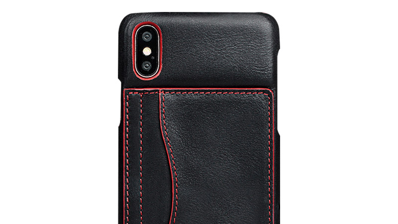 AIVI cover fine leather phone cases factory for iphone 8 / 8plus-4