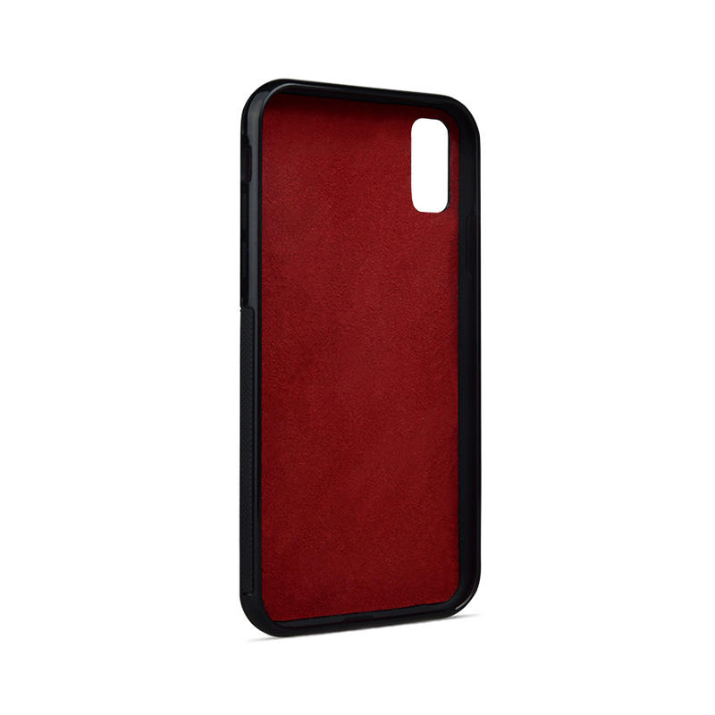 For Iphone XS/XR/XS MAX Genuine Leather Phone Case Vintage Customize Phone Case