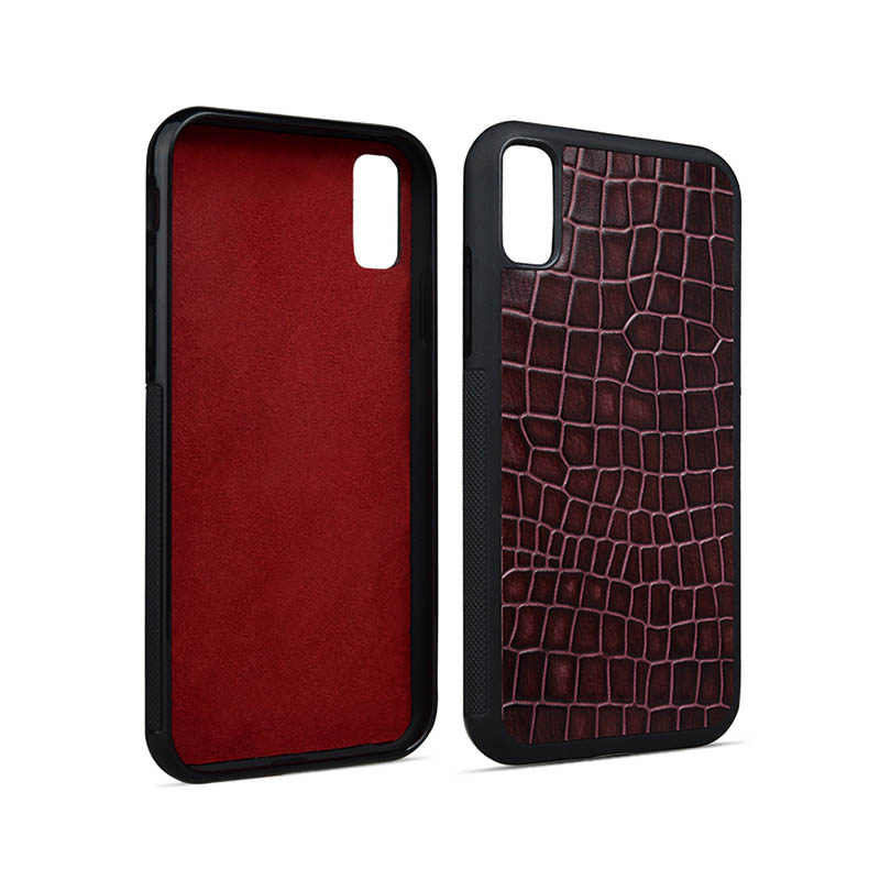 cool apple iphone cover leather accessories for iphone XS Max-3