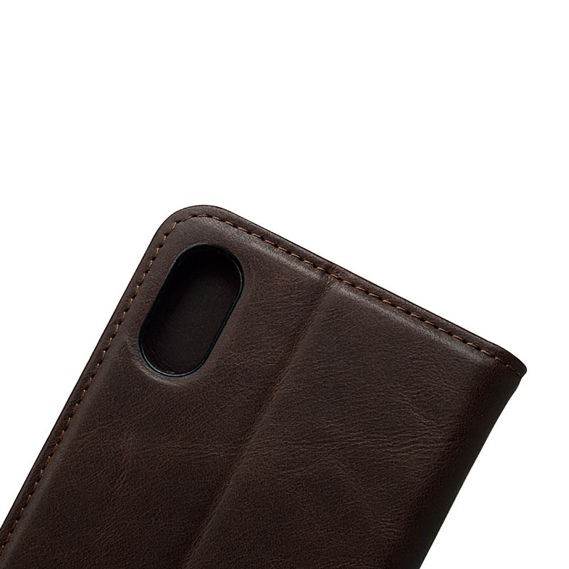 personalized mens leather phone case for iphone 8 / 8plus-2