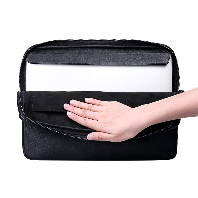 AIVI leather computer case easy to carry for laptop-1