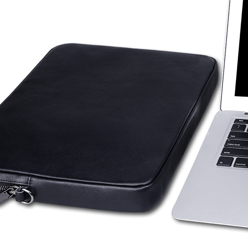 AIVI leather computer case easy to carry for laptop-3