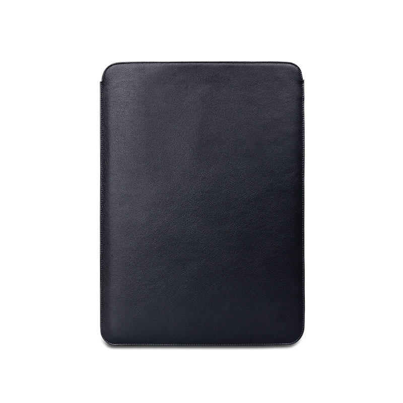 New Arrival 2019 Custom genuine Leather Laptop For Macbook Leather Case Computer Bag Sleeve Case for Men Women