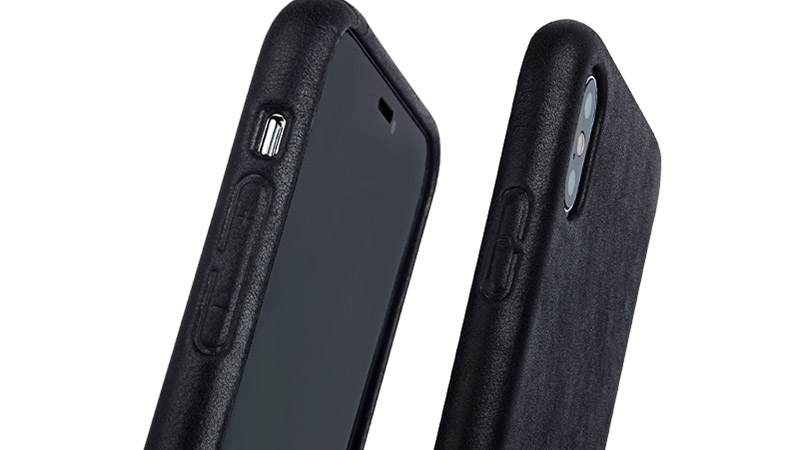waterproof personalised leather phone case protector for iphone XS-6