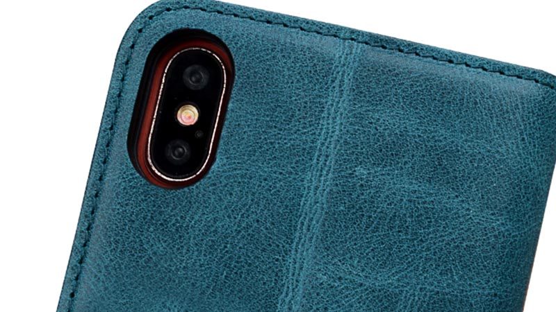 convenient apple iphone leather case online for iphone 8 / 8plus-5