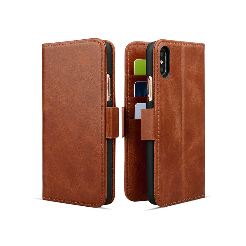 AIVI beautiful leather wallet phone case protector for ipone 6/6plus-2