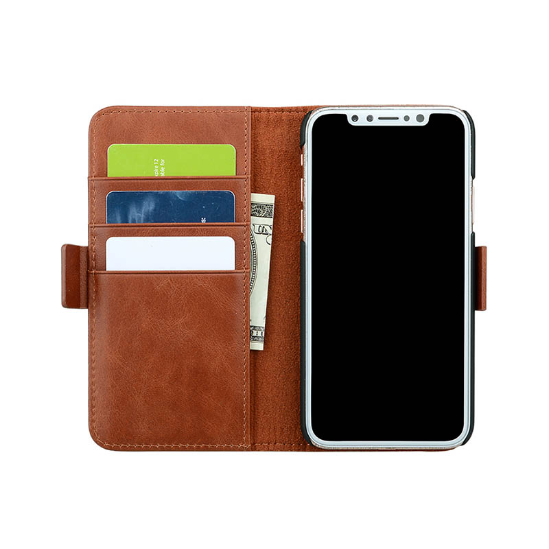 AIVI beautiful leather wallet phone case protector for ipone 6/6plus-3