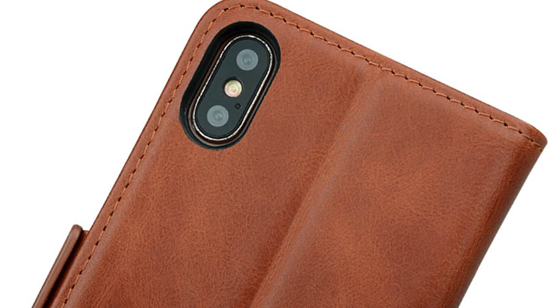 AIVI customized custom leather phone case for iphone XS Max-5