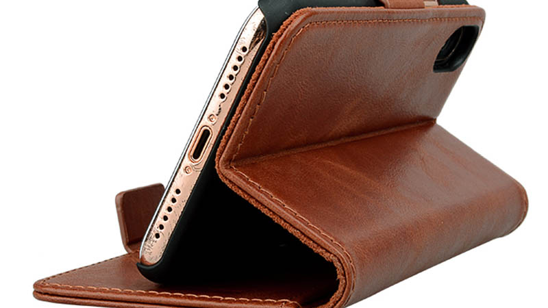 AIVI customized custom leather phone case for iphone XS Max-6