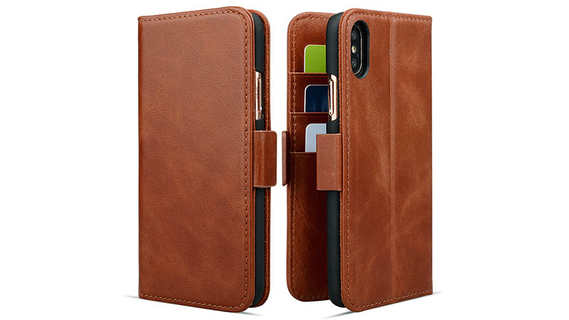 AIVI customized custom leather phone case for iphone XS Max-7