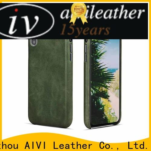 AIVI iphone leather cover for sale for iphone X