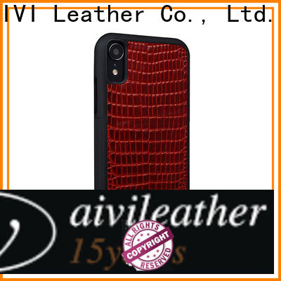 AIVI leather mobile phone covers online for iphone 8 / 8plus