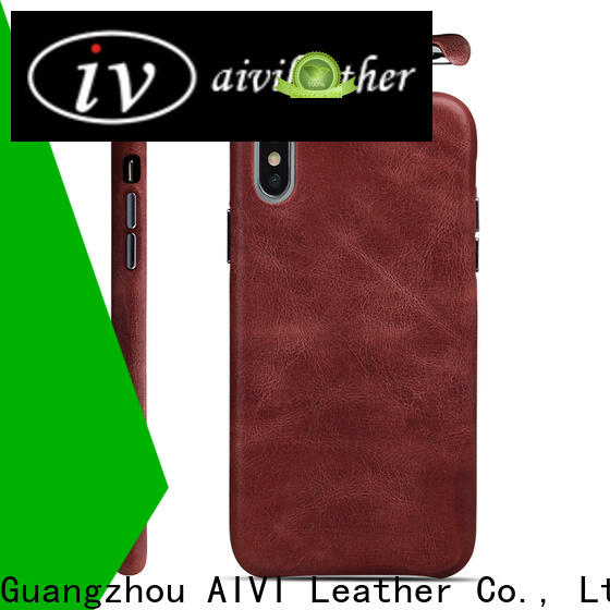 AIVI leather wallet phone case accessories for iphone 7/7 plus