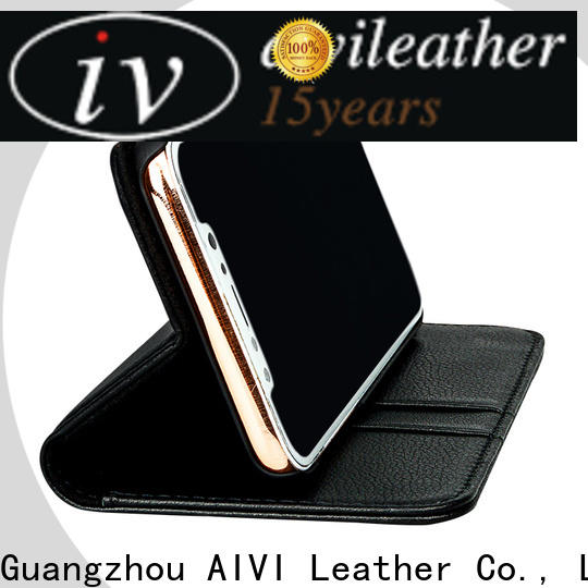 AIVI beautiful case iphone leather factory for iphone 7/7 plus