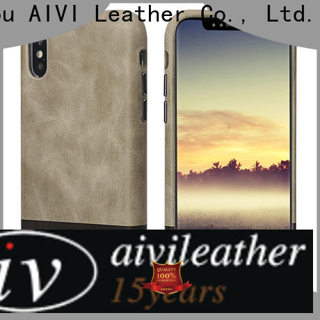 convenient luxury leather phone cases for iPhone XS Max for iphone XR