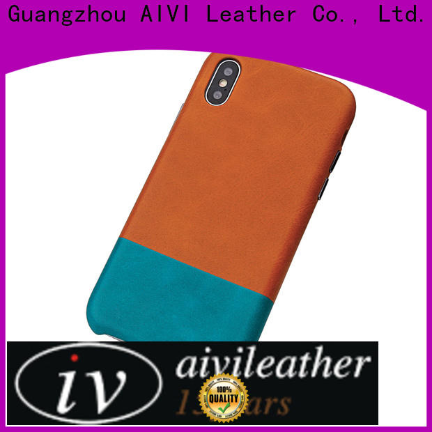 AIVI best apple iphone leather case protector for iphone XS Max
