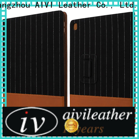 AIVI protective best leather ipad case supply for laptop