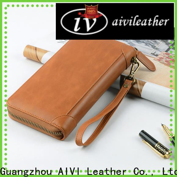 durable leather card case wallet for sale for iphone 8 / 8plus