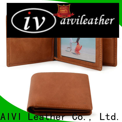AIVI mens travel wallet online for men