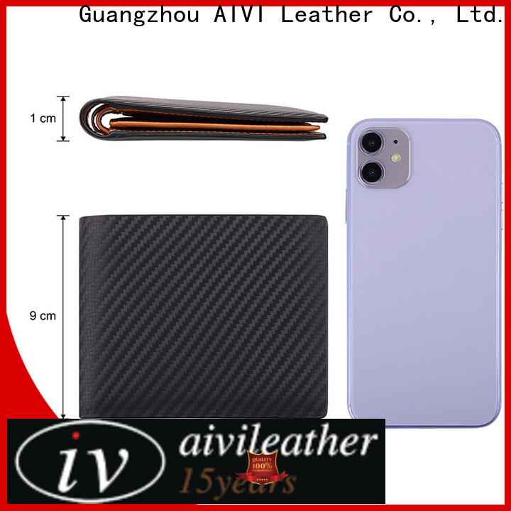 AIVI leather card holder wallet for sale for iphone X