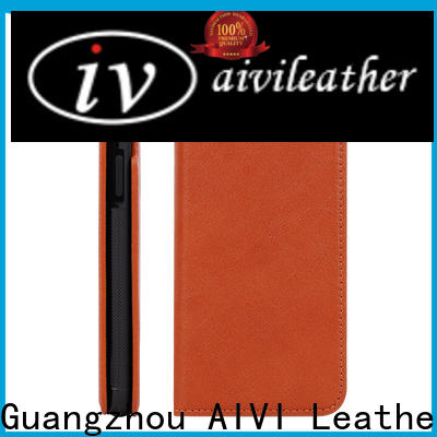 AIVI beautiful quality leather iphone case for iPhone X/XS for iphone XS