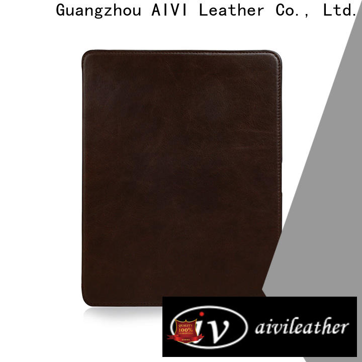 high quality best leather ipad case manufacturer for computer
