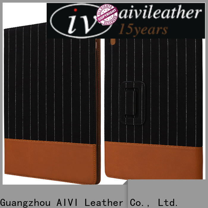 AIVI real leather ipad case online for laptop
