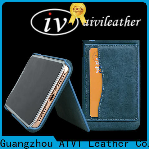 AIVI beautiful leather mobile phone covers online for iphone XR