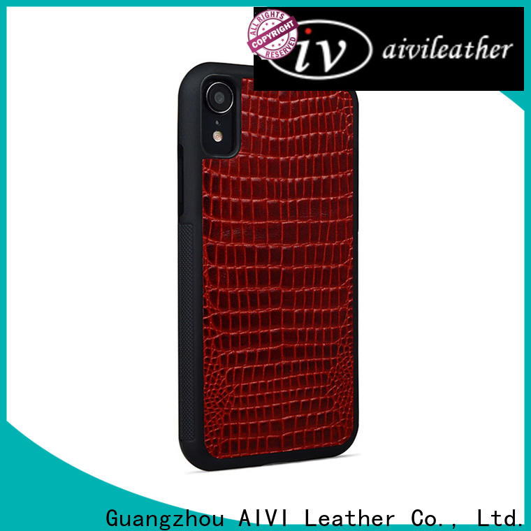 AIVI cool apple iphone cover leather for iphone XR