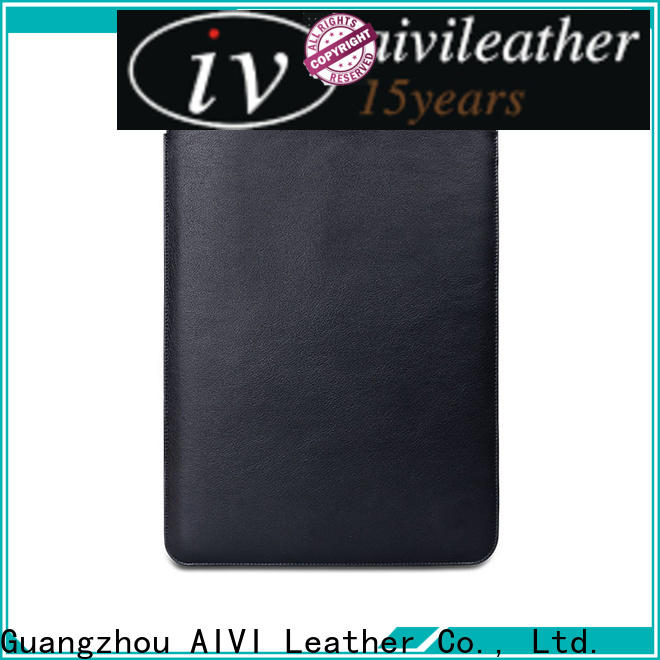 AIVI laptop leather case online for computer