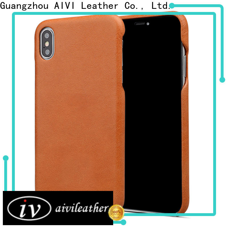 AIVI iphone leather cover for iPhone XS Max for iphone X