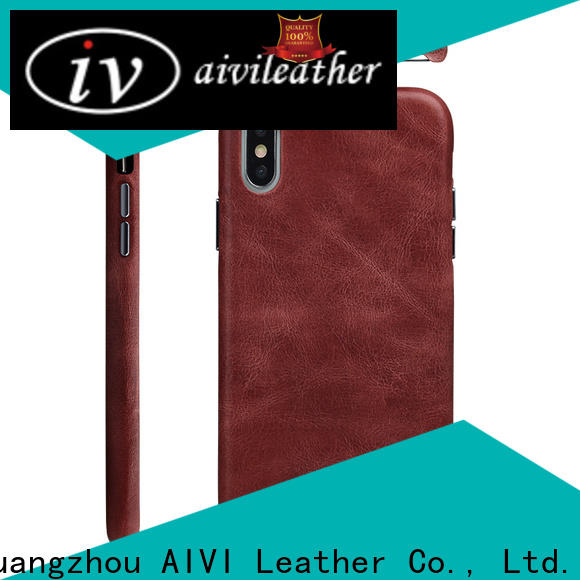 AIVI cool iphone leather cover accessories for iphone X