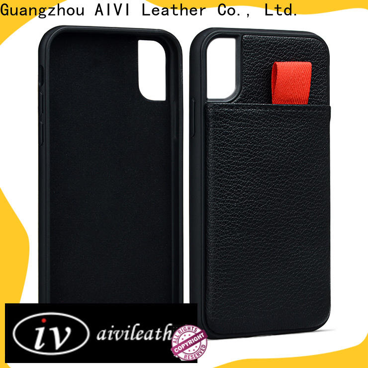 AIVI super best leather iphone wallet for sale for ipone 6/6plus