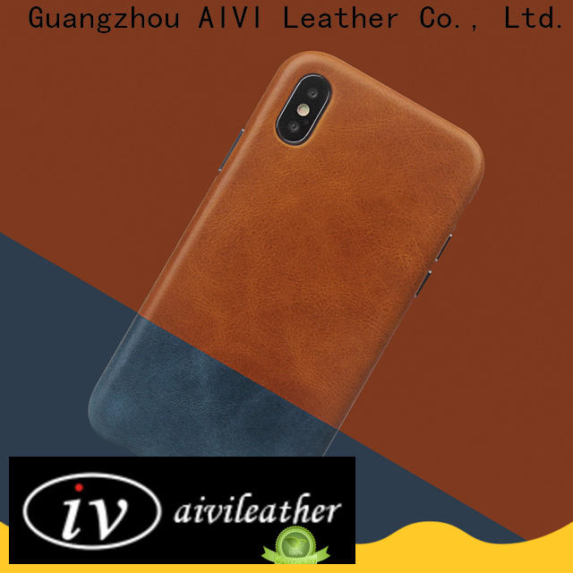 AIVI leather wallet phone case for iPhone XS Max for iphone 7/7 plus