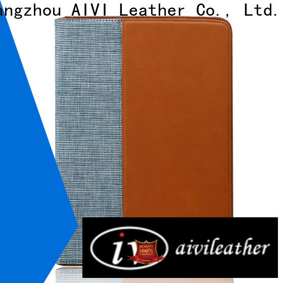 AIVI apple ipad leather case supply for IPad
